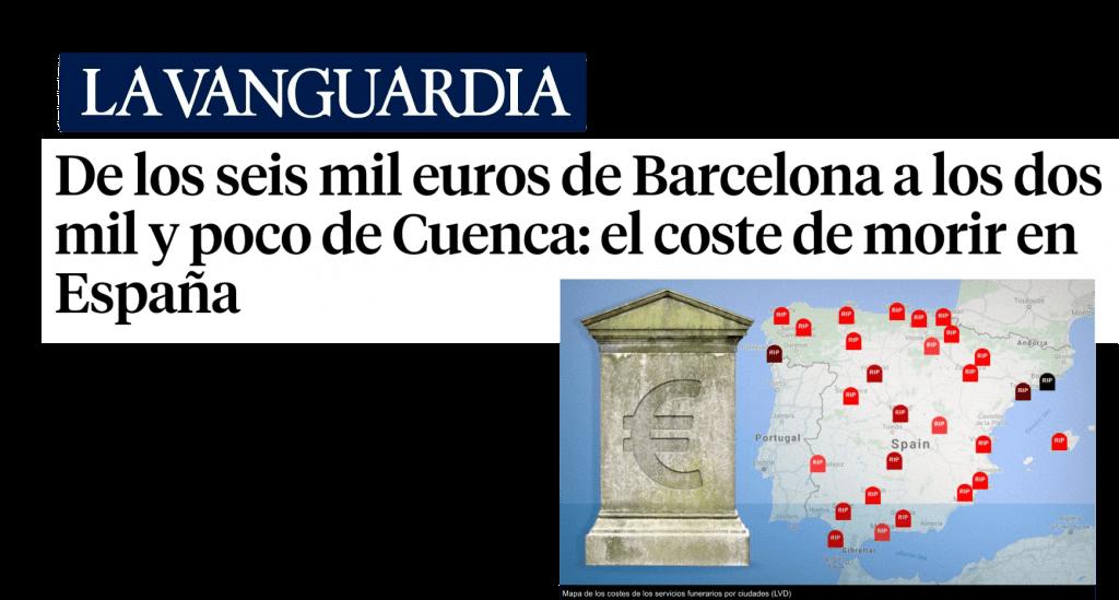 Funos.es Comparador funerarias precio entierro EL COSTE DE MORIR EN ESPAÑA Y BARCELONA LA VANGUARDIA comprimida